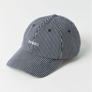 Herschel Supply & Co Sylas Baseball Hat Striped